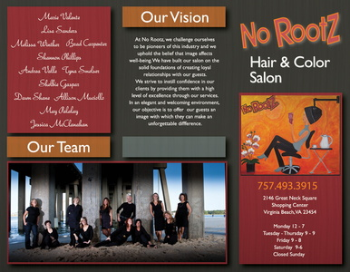 NoRoots Services Brochure